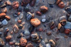 Modelli della spiaggia Fotografia Stock Libera da Diritti