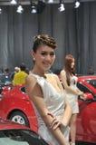 Modelli di Car Show Immagine Stock Libera da Diritti