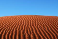 Modelli in dune immagini stock