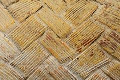 Modelli e progettazioni delle terraglie dell'argilla, fondo astratto Immagine Stock Libera da Diritti