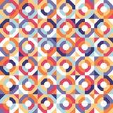Modelli geometrici senza cuciture astratti royalty illustrazione gratis