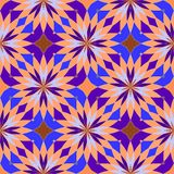 Modelli geometrici senza cuciture astratti Fotografie Stock Libere da Diritti