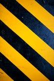 Modelli il colore giallo ed il nero Fotografie Stock