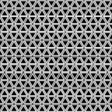 Modelli il triangolo del fondo, retro progettazione d'annata, geometrica Fotografia Stock