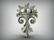 Modelli per interior design architettonico, artista, struttura, progettazione grafica, architettura, illustrazione, simbolo, affl illustrazione vettoriale