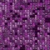 Modelli porpora di frattale di struttura di lerciume astratto Immagine Stock Libera da Diritti