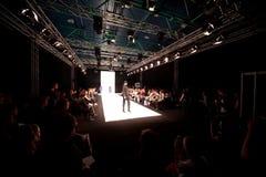 Modelli sul podio del Premiere dell'accumulazione del CPM Fotografia Stock