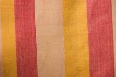 Modelli tessuti cotone Fotografie Stock Libere da Diritti
