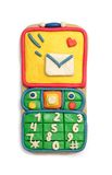 Modelling Clay Cell Phone Stock Photography