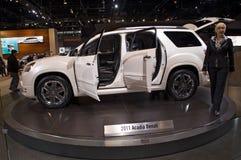 Modello 2011 di Denali di Acadia di GMC Immagine Stock
