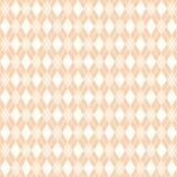Modello arancio di Argyle, carta digitale arancio, fondo del argyle Fotografia Stock Libera da Diritti
