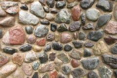 Modello artistico del fondo della parete della roccia immagini stock libere da diritti
