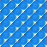 Modello astratto del blu di sollievo Priorità bassa di struttura Fotografie Stock Libere da Diritti