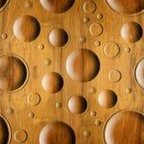 Modello astratto dell'incorniciatura - fondo senza cuciture - struttura di legno immagini stock