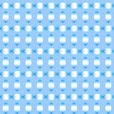 Modello astratto di forma di ellisse nel colore blu e bianco di pendenza sul fondo degli azzurri Illustrazione di vettore illustrazione vettoriale