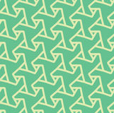 Modello astratto geometrico senza cuciture con i triangoli - vector eps8 Immagini Stock Libere da Diritti
