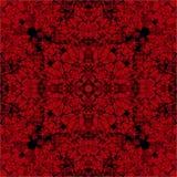 Modello astratto variopinto di rosso del fondo Fotografia Stock Libera da Diritti