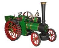 Modello automobilistico del motore a vapore Immagini Stock Libere da Diritti