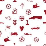 Modello automobilistico eps10 dell'icona Illustrazione Vettoriale