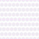 Modello bianco e di rosa per il sito Web, fondo illustrazione di stock