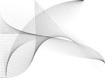 Modello in bianco e nero illustrazione di stock