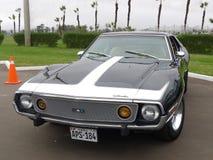 Modello in bianco e nero 304 di AMC AMX di stato di menta Fotografia Stock
