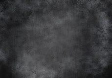 Modello bianco Nero di lerciume astratto Effetto caotico delle particelle Fondo monocromatico fotografie stock libere da diritti