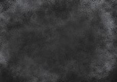Modello bianco Nero di lerciume astratto Effetto caotico delle particelle Fondo monocromatico Immagini Stock Libere da Diritti