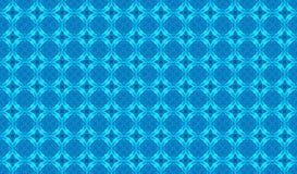 Modello blu-chiaro d'annata per fondo fotografie stock
