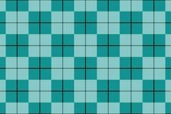 Modello blu-chiaro Struttura dal rombo/quadrati per - il plaid, tovaglie, vestiti, camice, vestiti, carta, lettiera, coperte, illustrazione di stock