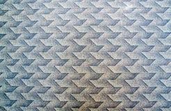 Modello blu del tappeto fotografie stock libere da diritti