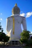 Modello Buddha molto grande immagini stock libere da diritti