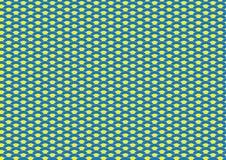 Modello con i colori gialli e blu l'ucraina Immagini Stock