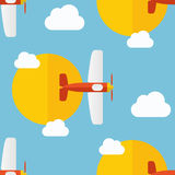 Modello degli aerei Fotografia Stock Libera da Diritti