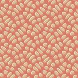 Modello dei semi di zucca Fotografia Stock Libera da Diritti