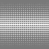 Modello dei semitoni per i confini Fondo di semitono di vettore Fotografia Stock
