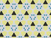 Modello del ‹del yellow†del limone Fotografia Stock Libera da Diritti