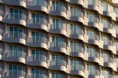 Modello del balcone Immagini Stock