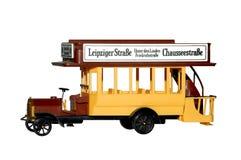 Modello del bus Fotografia Stock
