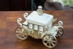 Modello del carrello Fotografia Stock