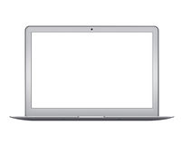 Modello del computer portatile dell'aria di Apple MacBook Fotografia Stock