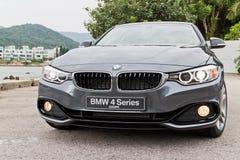 Modello del coupé 2013 di BMW 4-Series Fotografia Stock