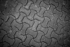 Modello del fondo dei mattoni Fotografia Stock Libera da Diritti