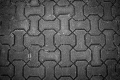 Modello del fondo dei mattoni Fotografia Stock