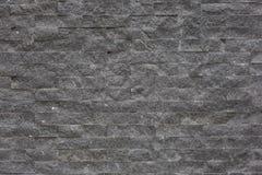 Modello del fondo della superficie decorativa della parete di pietra dell'ardesia Immagine Stock