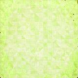 Modello del fondo di lerciume nel verde Fotografia Stock