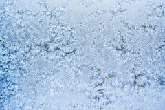 Modello del gelo Immagine Stock