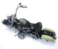 Modello del motociclo Fotografia Stock Libera da Diritti