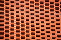 Modello del muro di mattoni Fotografia Stock