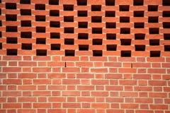 Modello del muro di mattoni Immagine Stock
